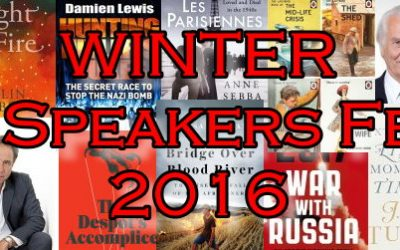 Lewes Speakers Festival | 26th November 2016