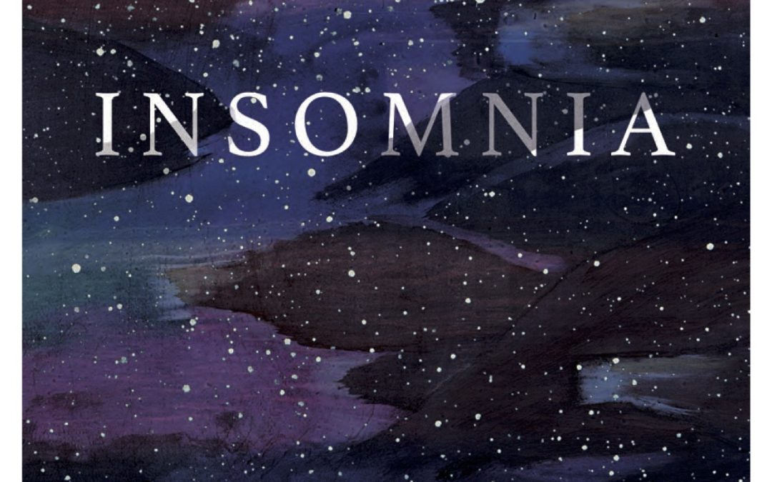 New book, Insomnia, out November